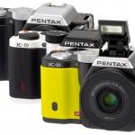 Pentax K-01 Models
